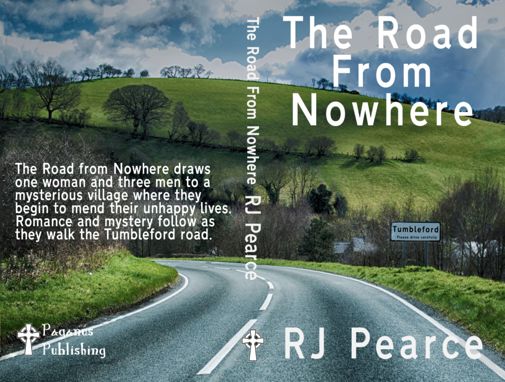 The Road From Nowhere R J Pearce